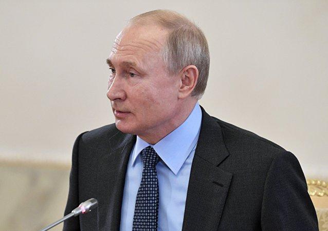 普京:俄罗斯和白俄罗斯不会也不可能合并