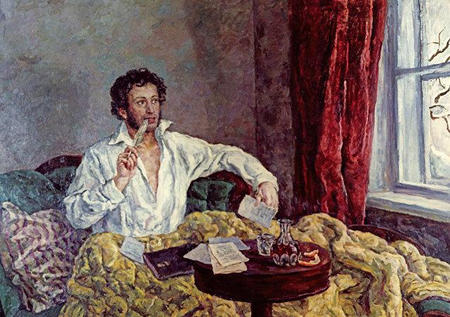 普京認為普希金和彼得一世是俄羅斯最傑出人士