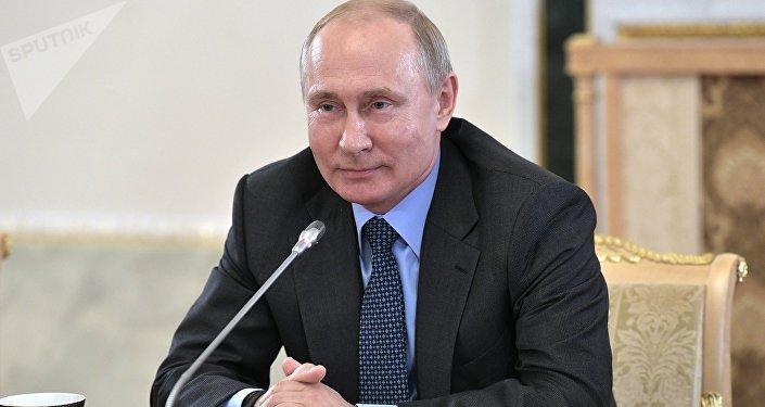 普京:俄已經克服經濟困難