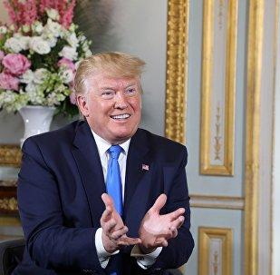 特朗普稱將達成與中國的貿易協議