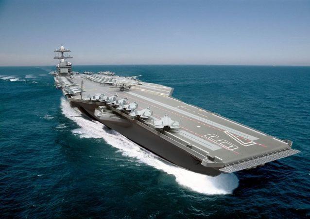 肯尼迪号航空母舰CVN-79