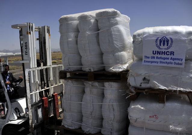 聯合國世界糧食計劃署執行主任:目前向朝鮮77萬人提供糧食