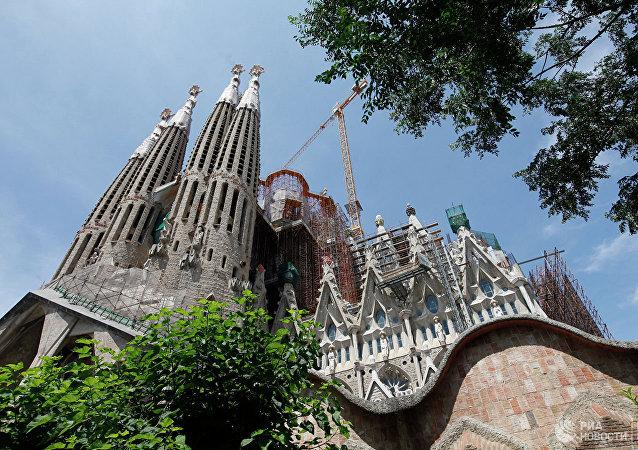 圣家堂大教堂在137年后终获建造许可证