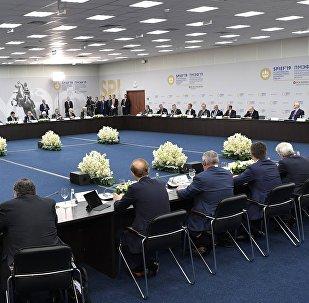 普京:俄羅斯繼續完善有關外國企業的法律制度