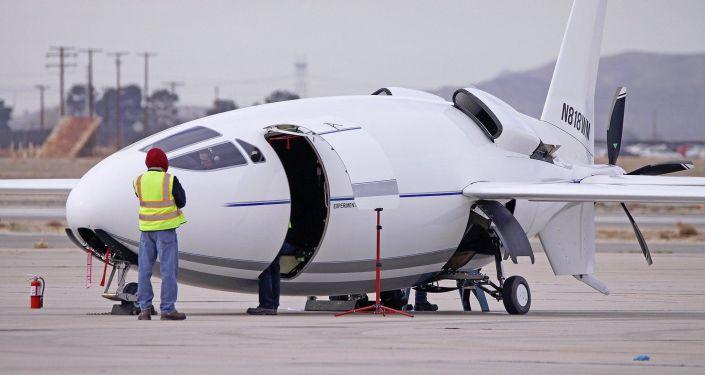 Celera 500L飞机