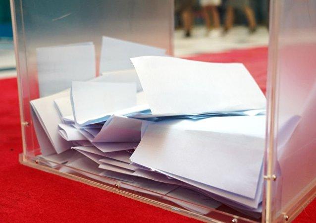 出口民调:托卡耶夫以70%得票率赢得哈萨克斯坦大选