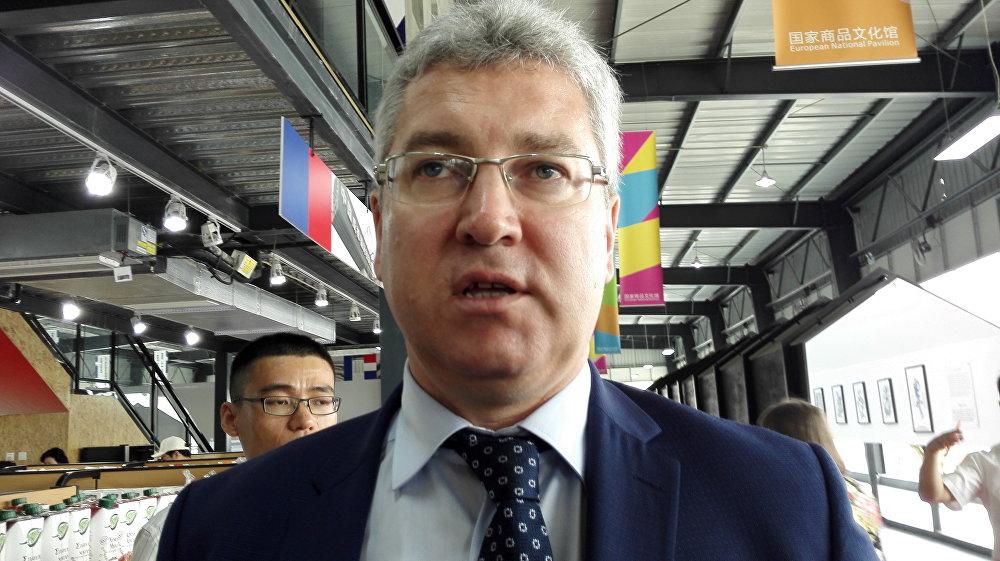 薩馬拉州第一副州長維克多·庫德里亞紹夫