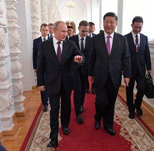 俄罗斯与中国:两国关系的新时代