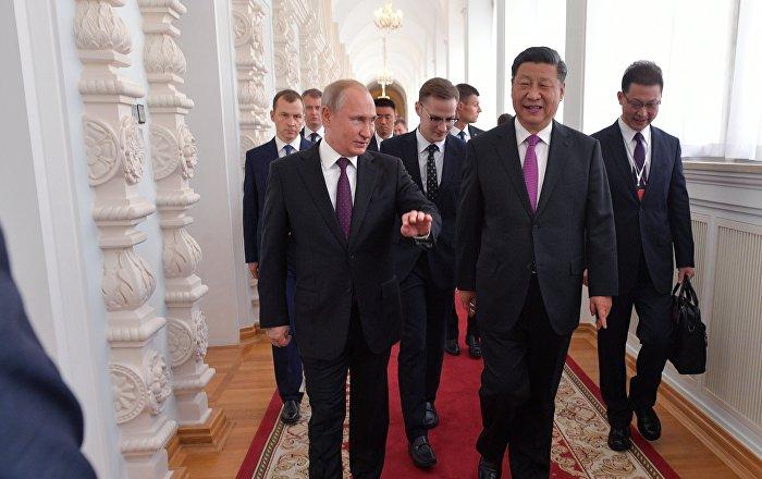俄羅斯與中國:兩國關係的新時代