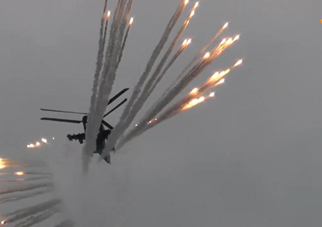 Aviadarts-2019:在克里米亚进行了航空表演