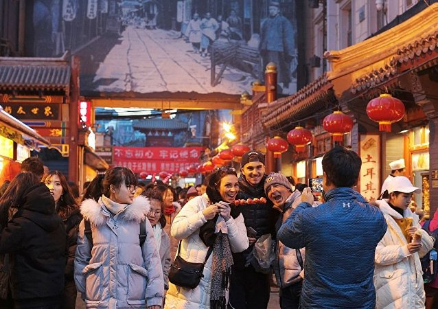 报告:俄公民2019年第一季度赴华旅游人数同比增长17%