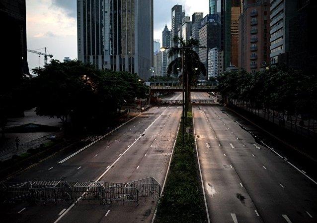 中国外交部:坚决反对美方就香港修例发表不负责任的言论 停止干预中国内政