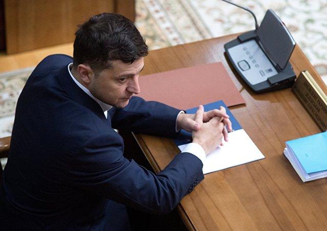 烏總統:或因頓巴斯局勢擴大對俄制裁