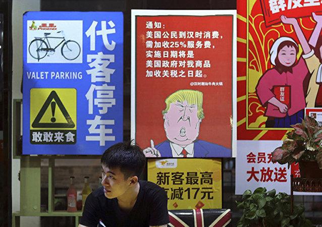 """外媒:英国著名经济学家建议中国成为""""新美国"""""""