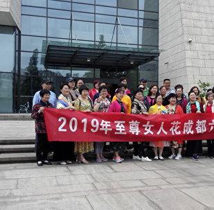 人口上千萬的成都是中國旅遊市場的主要方向。