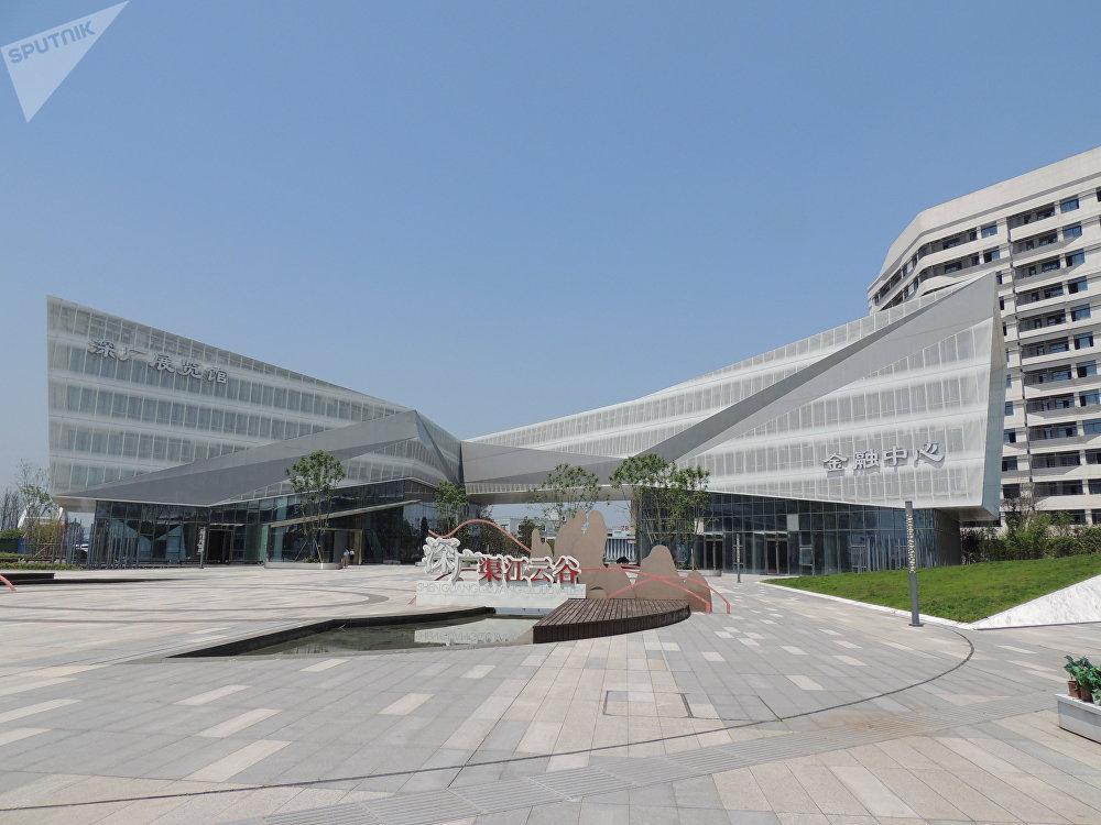 广安市产业园鲜明地体现了中国东西部扶贫协作的政策。