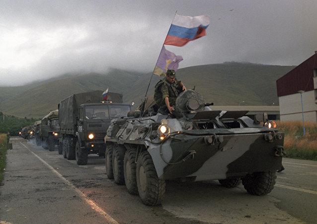 20年前,俄空降兵突袭科索沃,震惊全世界
