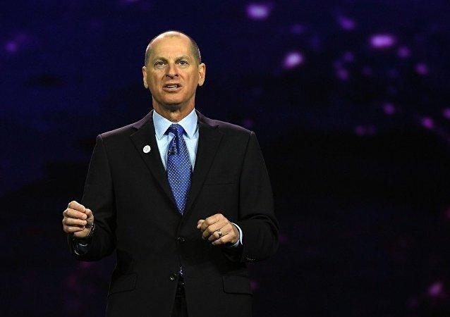 美国消费技术协会(CTA)总裁兼首席执行官盖瑞·夏培罗(Gary Shapiro)