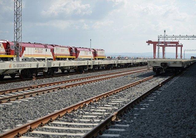 專家:中國東非共同體自貿區將給肯尼亞帶來益處