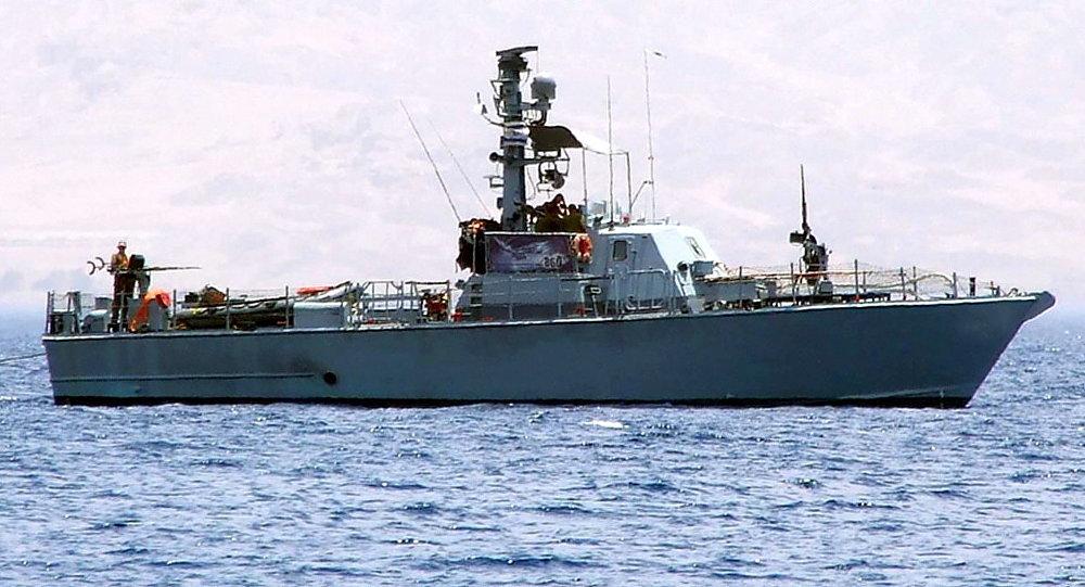 以色列Dabur型护卫艇