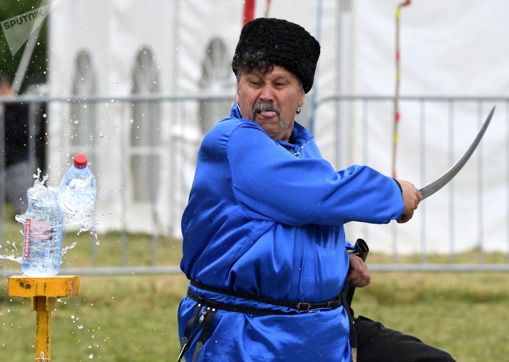 """""""俄罗斯世界""""体育节"""