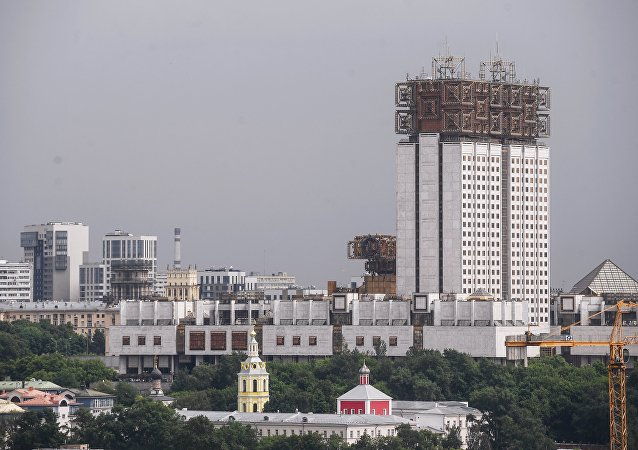 俄羅斯科學院談俄軌道站建設計劃