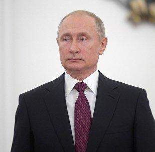 普京抵达比什凯克参加上合组织峰会