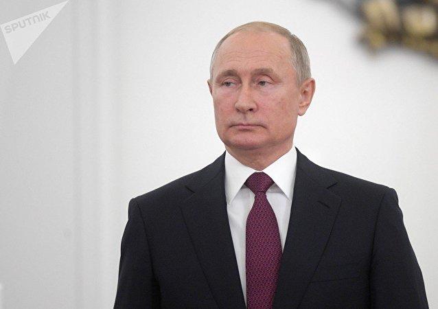 普京抵達比什凱克參加上合組織峰會