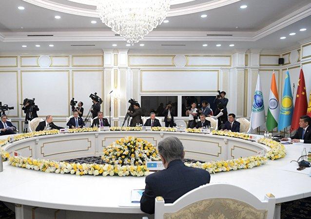 普京邀请上合组织峰会参与者明年赴俄参加伟大卫国战争胜利75周年庆典