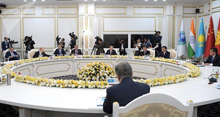 普京邀請上合組織峰會參與者明年赴俄參加偉大衛國戰爭勝利75週年慶典