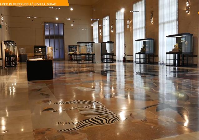 """意大利计划重新开放昔日""""殖民博物馆"""""""