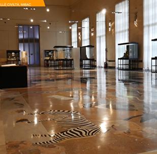 意大利計劃重新開放昔日「殖民博物館」