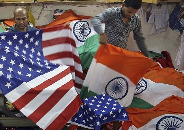 印度對美國商品徵收關稅