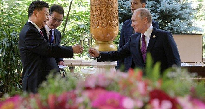 普京祝習近平生日快樂 送俄羅斯冰淇淋