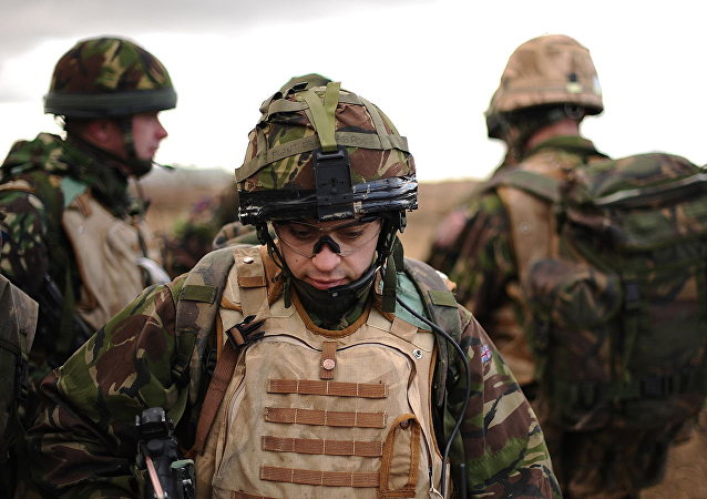 """俄驻英使馆回应英国特种部队针对俄罗斯的""""重组"""""""
