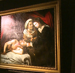 卡拉瓦喬畫作在巴黎進行拍賣