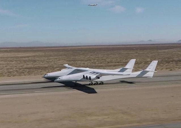 Stratolaunch飛機