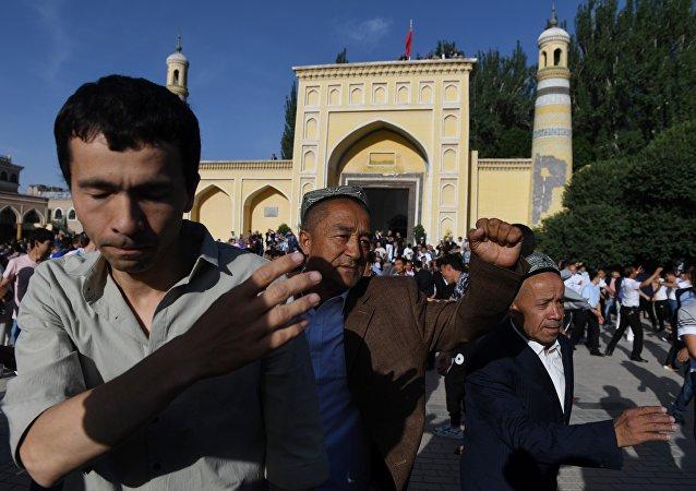 西方在新疆问题上与联合国陷入对峙