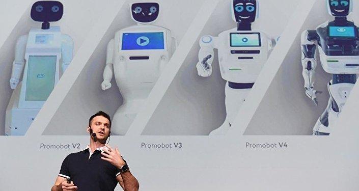 俄罗斯即将首次推出医疗机器人概念