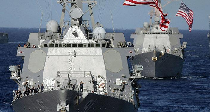 美國海軍上將稱美海軍已做好對付委內瑞拉的準備