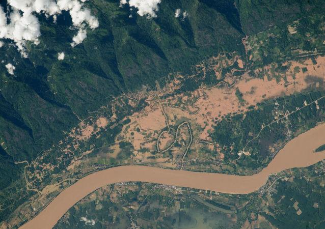 美国无力妨碍中国在湄公河流域扩大影响力