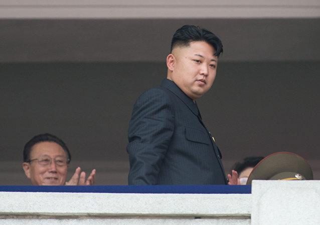 Молодой Ким Чен Ын
