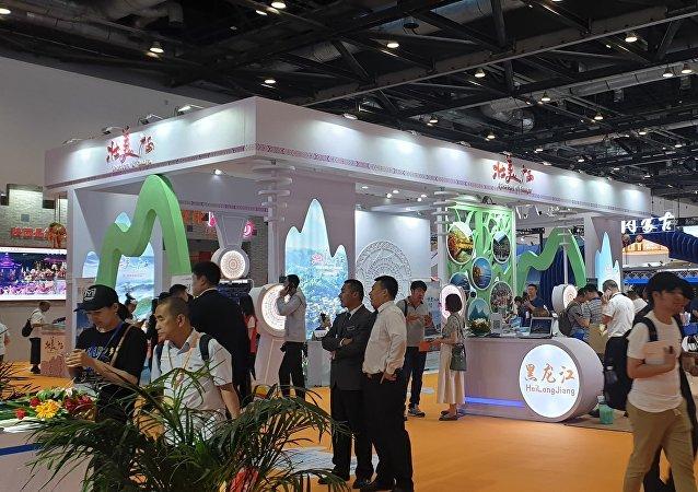 莫斯科在北京國際旅遊博覽會期間推出30多個項目