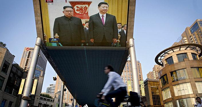 中国正帮助朝鲜摆脱国际封锁
