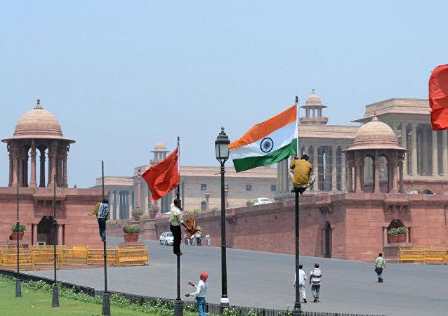 印中領導人非正式會晤前夕馬馬拉普拉姆加強安保措施
