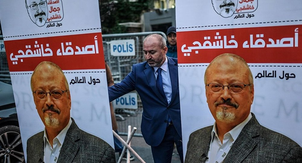 有证据表明沙特王储参与记者卡舒吉被害案