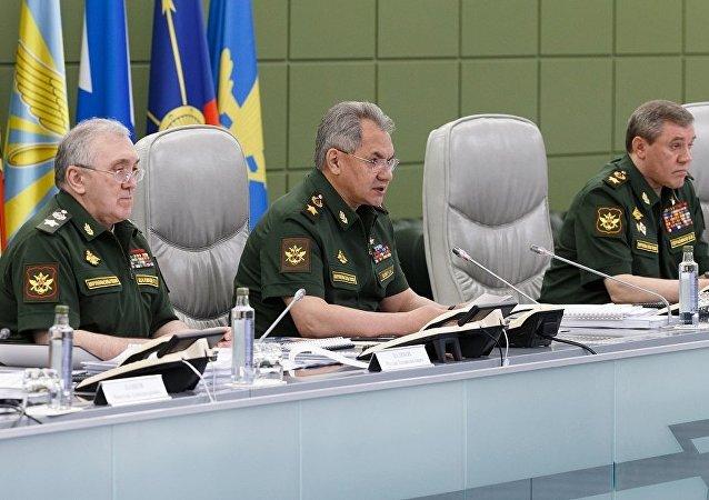 俄国防部长:莫斯科反导防卫系统的现代化升级将在2022年前完成