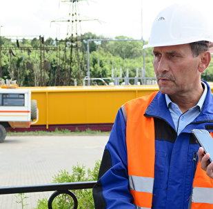 加里宁格勒琥珀联合企业发展和建设副总经理维克托·科斯特切夫