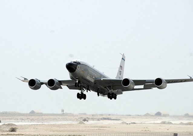RC-135V/W Rivet Joint