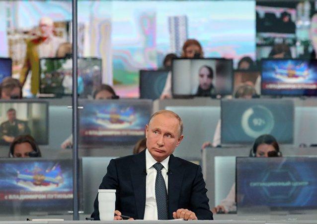 普京強調敘境內的俄私營保安公司與國家無關